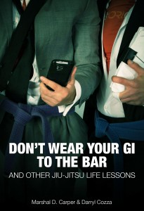 Don't Wear Your Gi to the Bar